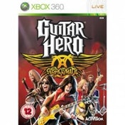 Guitar Hero Aerosmith Solus Game Xbox 360