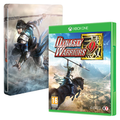 Dynasty Warriors 9 + Steelbook Xbox One Game