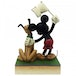 A Banner Day (Mickey and Pluto) Patriotic Figurine - Image 2