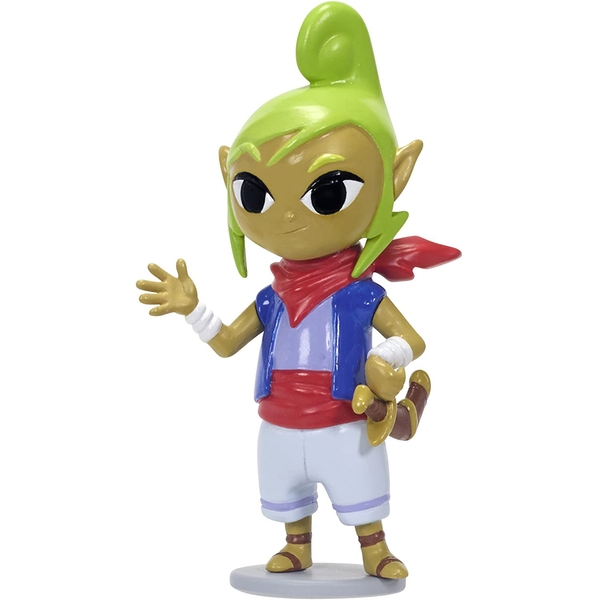 "Tetra (The Legend Of Zelda) World Of Nintendo 2.5"" Action Figure"