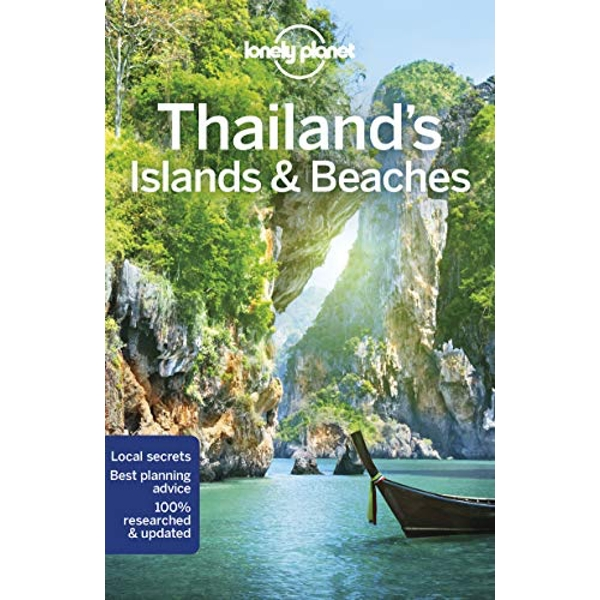 Lonely Planet Thailand's Islands & Beaches  Paperback / softback 2018