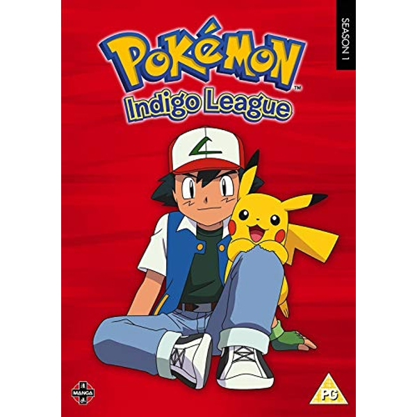 Pokemon: Indigo League - Season 1 Blu-ray