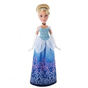 Ex-Display Disney Princess Royal Shimmer Cinderella Doll Used - Like New