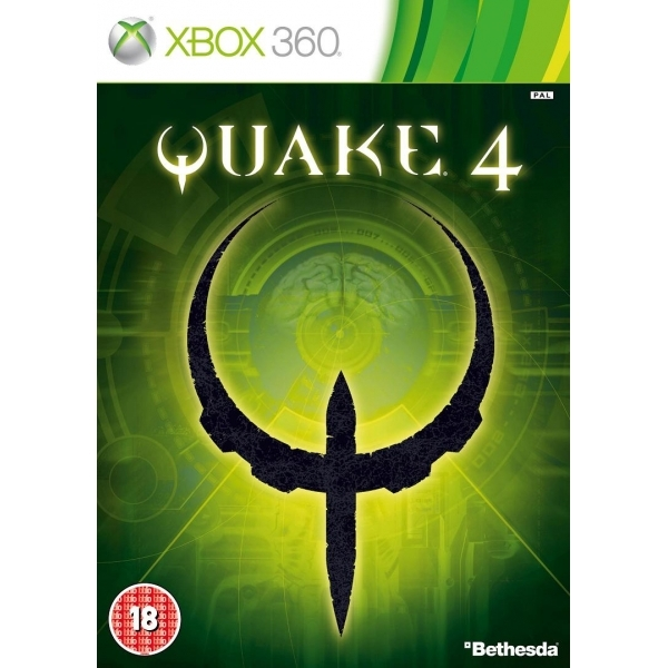 Quake 4 Game Xbox 360 - Image 1