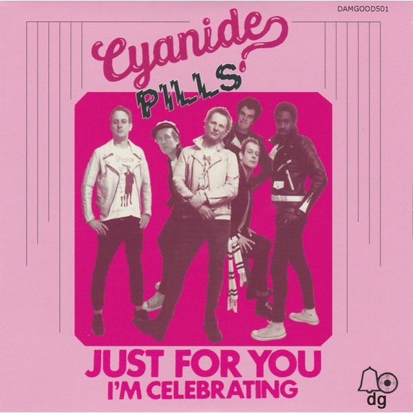 Cyanide Pills ‎- Just For You Vinyl