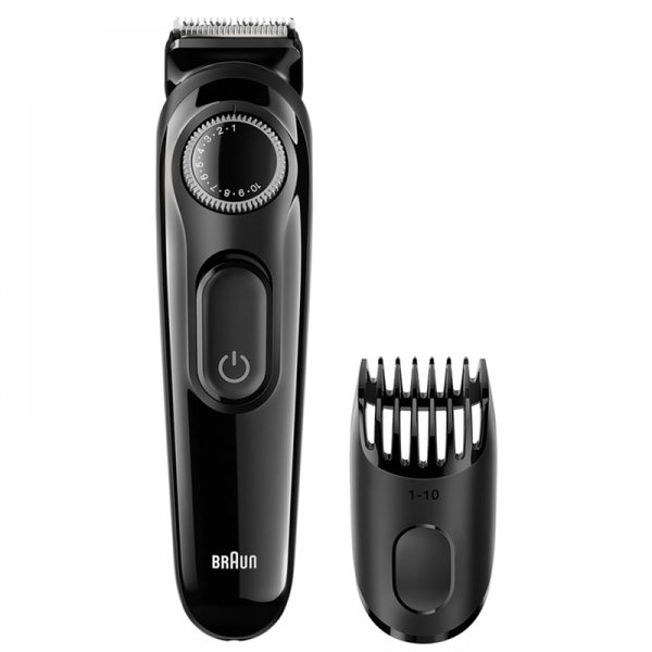 Braun BT3020 Beard & Hair Trimmer UK Plug