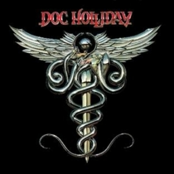 Doc Holliday - Doc Holliday CD