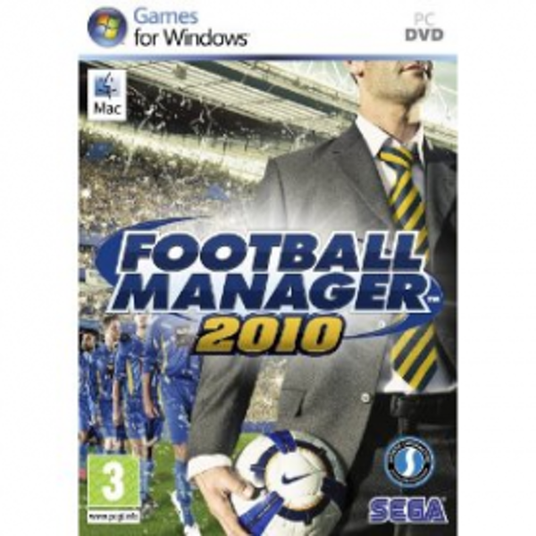 Football Manager 2010 Game PC & MAC