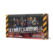 Zombicide Expansion Ultimate Survivors #1 Board Game
