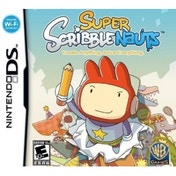 Super Scribblenauts Game DS
