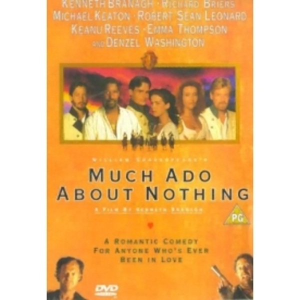 Much Ado About Nothing DVD