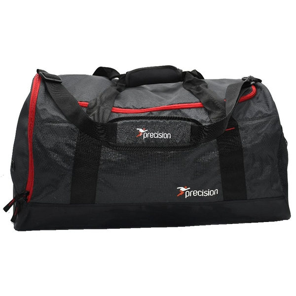 Precision Pro HX Small Holdall Bag Charcoal Black/Red