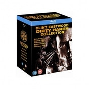 Dirty Harry Collection Box Set 5 Disc Blu-Ray