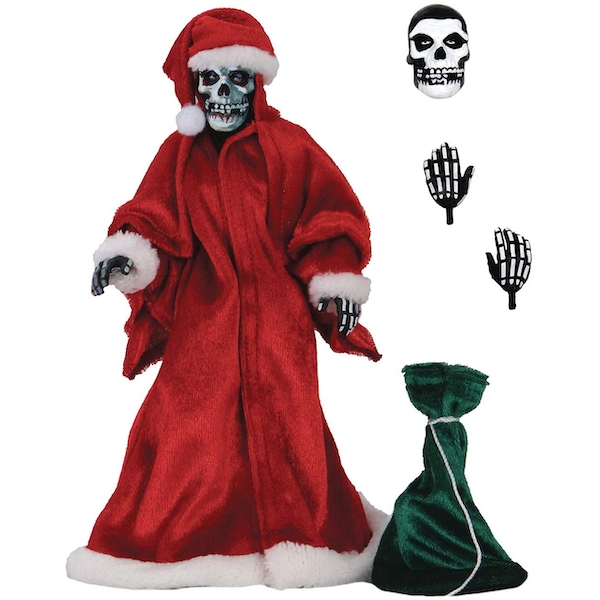 Misfits Holiday Fiend 8 Inch Clothed Neca Action Figure