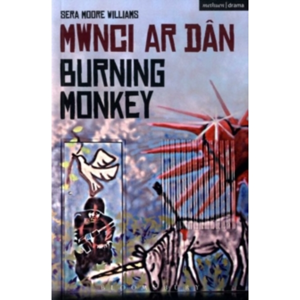 Burning Monkey : Mwnci ar Dan