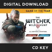 The Witcher 3 Wild Hunt Game Of The Year (GOTY) Download for GOG