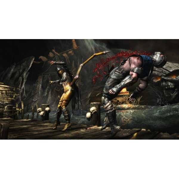 Mortal Kombat X PS3 Game - Image 4
