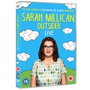Sarah Millican: Outsider Live DVD