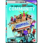 Community - Season 6 DVD