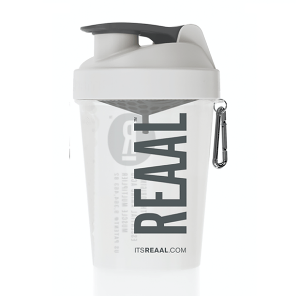REAAL Shaker Cup 440ml White