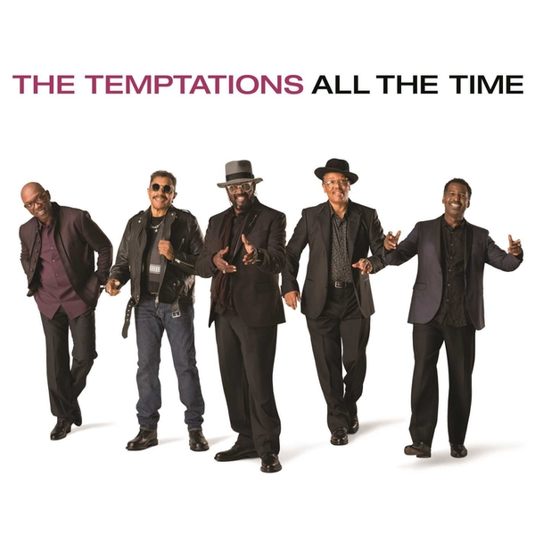 Temptations - All The Time Vinyl