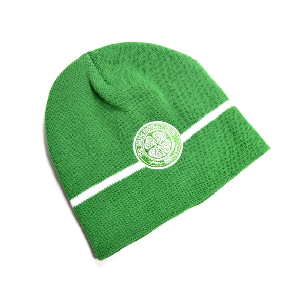 Celtic FC Basic Knitted Beanie Hat