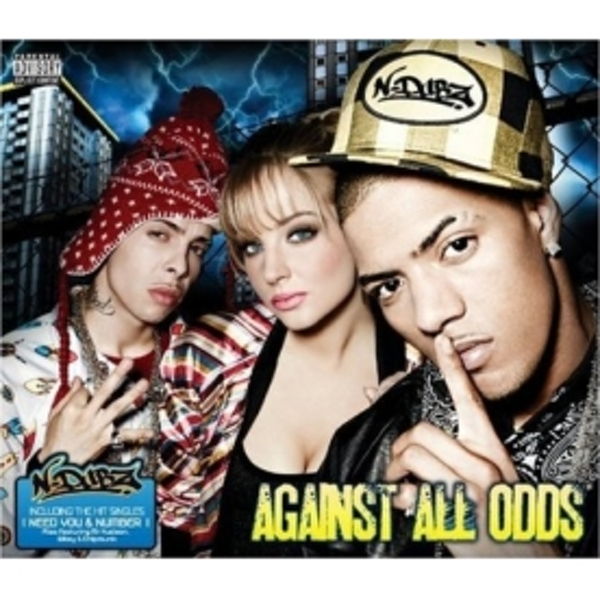 N-Dubz Against All Odds CD