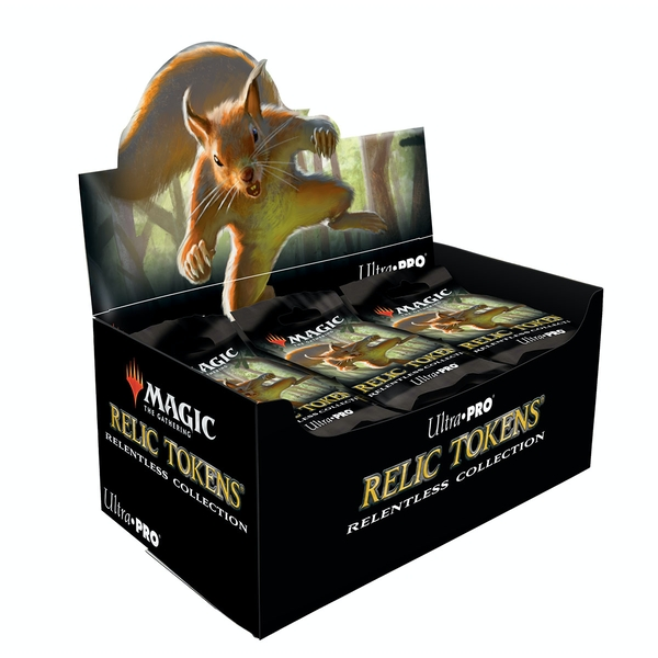 Magic: The Gathering - Relic Tokens Relentless Collection (24 Packs)