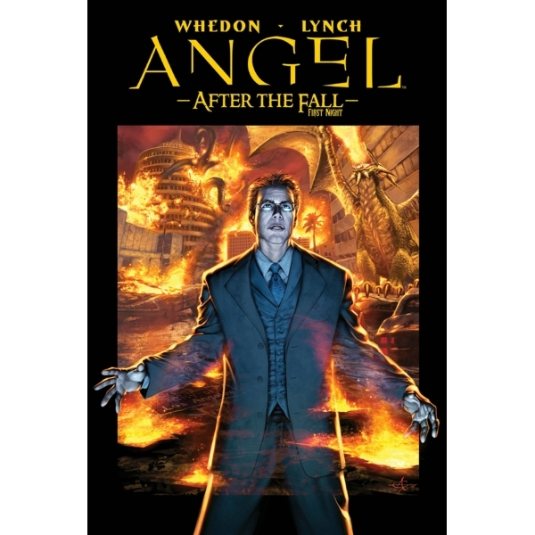 Angel: After The Fall Volume 2 - First Night HC