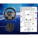 Subsonic SV200 Driving Wheel Universal with Pedals for PS4 XBox One and Switch - Image 5