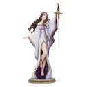 Lady of the Lake Medieval Figure