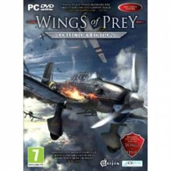Wings of Prey Collector's Edition Game PC