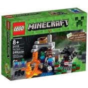 Ex-Display LEGO Minecraft The Cave Used - Like New