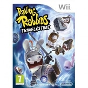 Ex-Display Rayman Raving Rabbids Travel In Time Game Wii Used - Like New