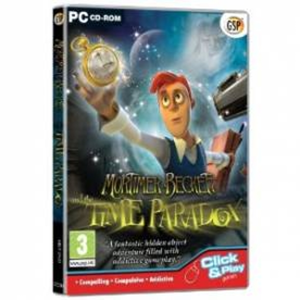Mortimer Beckett and the Time Paradox Game PC