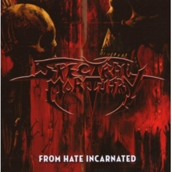 Spectral Mortuary - From Hate Incarnated CD