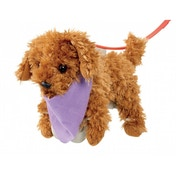Snuggle Pets: Go Puppy Go - Moose The Miniature Poodle