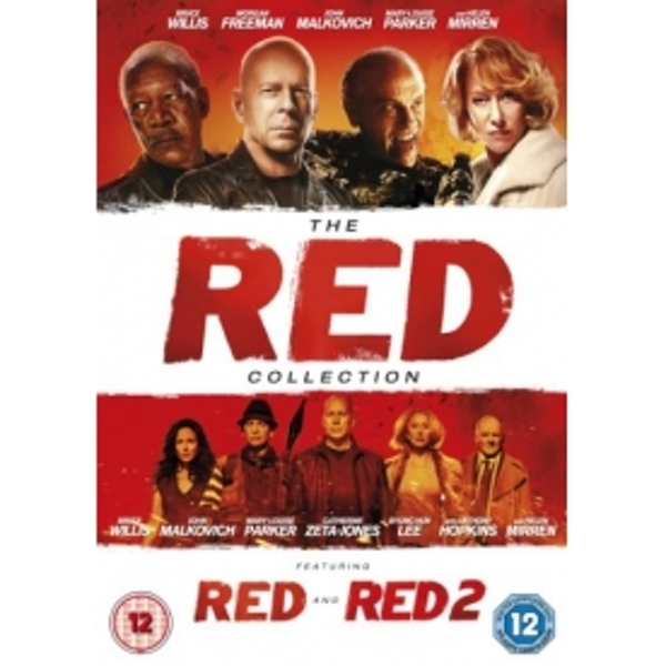 Red & Red 2 DVD