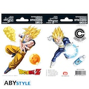 Dragon Ball - Dbz/ Goku-Vegeta Mini Stickers