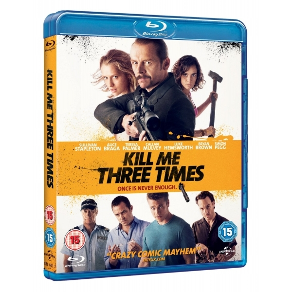 Kill Me Three Times Blu-ray