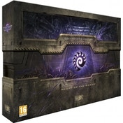 StarCraft II 2 Heart Of The Swarm Collector's Edition PC