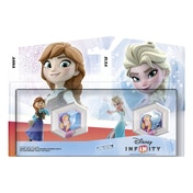 Disney Infinity 1.0 Anna & Elsa Frozen Toy Box Set