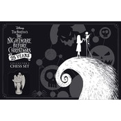 The Nightmare Before Christmas 25 Years Chess Set