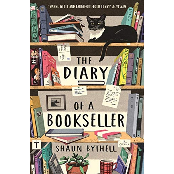 The Diary of a Bookseller by Shaun Bythell (2018, Paperback)