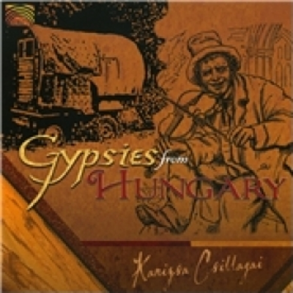 Hungary Gypsies From Hungary CD