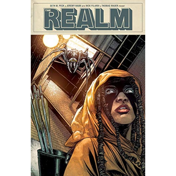 The Realm Volume 3