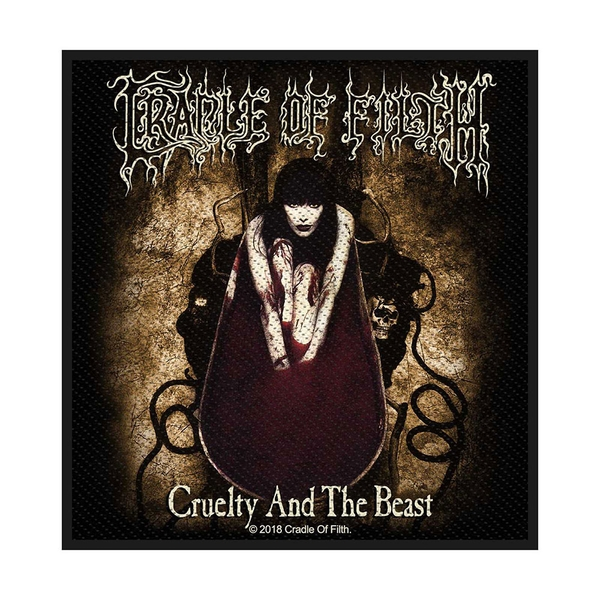 Cradle Of Filth - Cruelty and the Beast Standard Patch