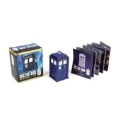 Doctor Who: Light-Up Tardis Kit by Richard Dinnick (Mixed media product, 2013)