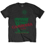 Dead Kennedys - Holiday in Cambodia Men's Large T-Shirt - Black