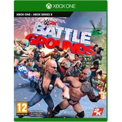 WWE Battlegrounds Xbox One Game